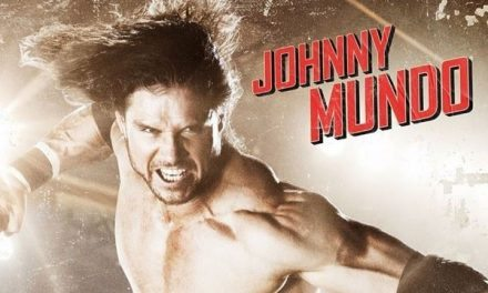 Lucha Of The Hidden Temple: Johnny Mundo Has The Gift Of The Gods