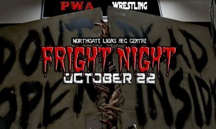 PWA Fright Night 2016 (October 22) Results & Review