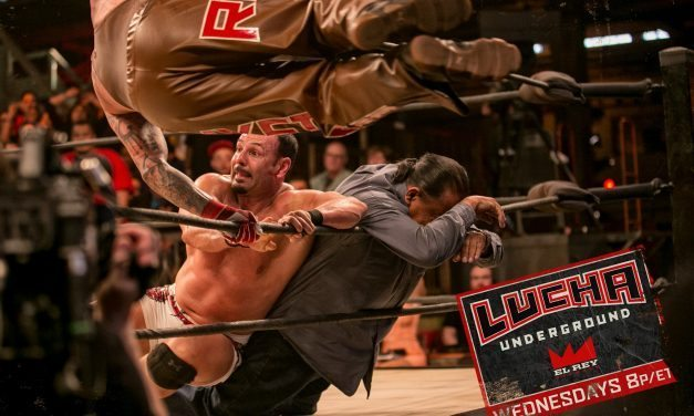 Lucha Underground (Nov 2) Review: Loser Leaves Lucha