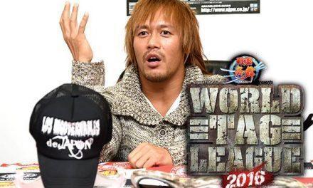 NJPW World Tag League 2016 – A Block Preview