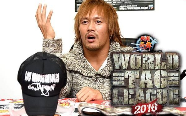 NJPW World Tag League 2016 – A Block Preview