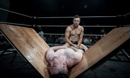 PROGRESS Wrestling Chapter 38: When Men Throw Men at Men Review