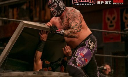 Lucha Underground (Nov 9) Review: Ready for War