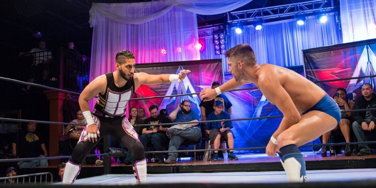 AAW Never Say Die (November 4) Results & Review