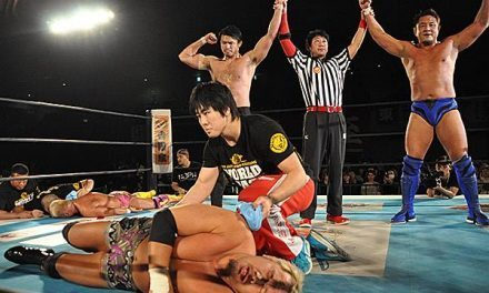 NJPW World Tag League 2016: Night 6 Results & Review