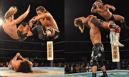 New Japan Pro Wrestling World Tag League (Night 5) Results & Review