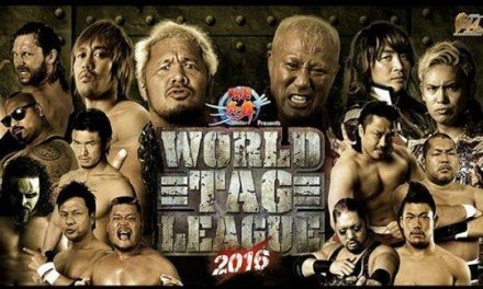 NJPW World Tag League 2016: Night 8 Results & Review