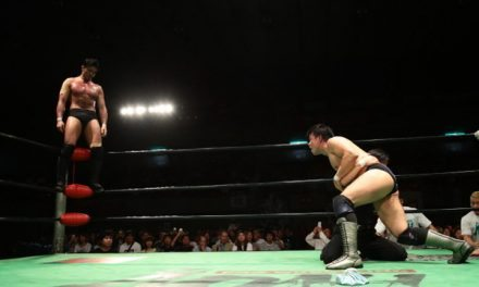 Pro Wrestling NOAH Great Voyage in Yokohama 2016 (October 23) Review