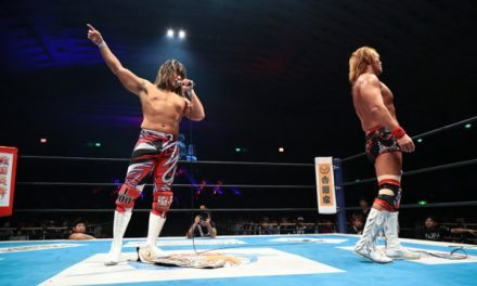 New Japan Purocast: Power Struggle 2016 & Year-End Awards