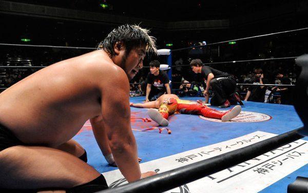 AJPW Ryogoku Kokugikan ~ New Explosion Review