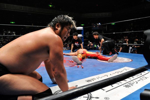 AJPW Ryogoku Kokugikan ~ New Explosion Review
