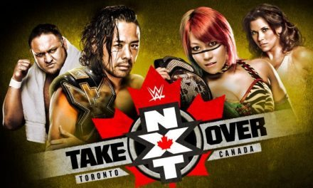 VOW Flagship: Joey Styles, NXT Takeover: Toronto, Survivor Series & more!