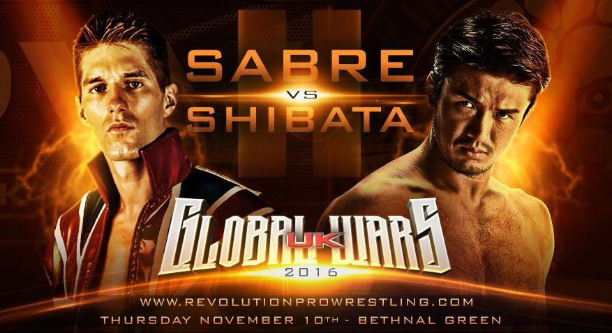 RPW Global Wars UK Night 1 Results & Review