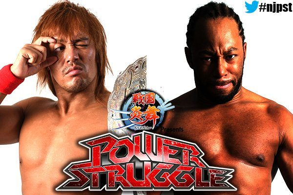 NJPW Power Struggle 2016 Preview & Predictions
