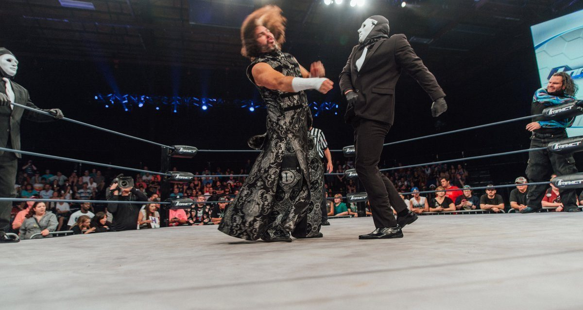 TNA Impact Wrestling on Pop TV (November 3) Results & Review