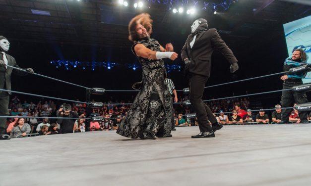 TNA Impact Wrestling on Pop TV (November 3) Results & Review