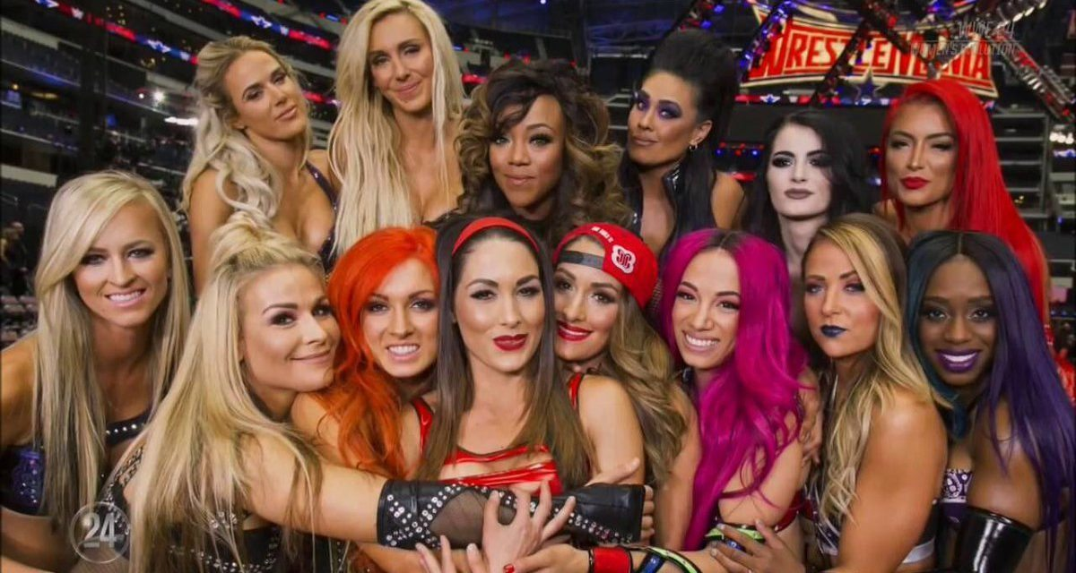 "Total Divas (S7: E2 ""Dressed Like A Champ,"" E3 ""Breaking All The Rules"") Review"
