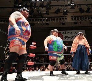 Burning Spirits #4: BJW Saikyou Tag League Finals