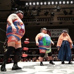 Burning Spirits #4: BJW Saikyou Tag League Finals