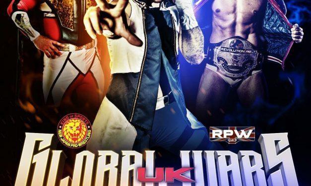 BritWres Roundtable: NJPW/RPW Global Wars UK, Mark Haskins & more!