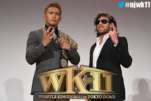 VOW Flagship: NJPW Wrestle Kingdom 11 Preview