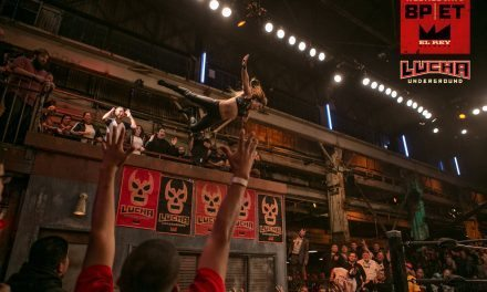 """I'm Back!"" Lucha Underground 3 Episode Jamboree"