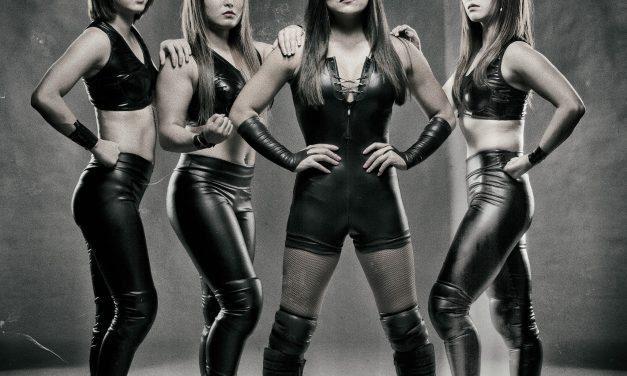 Lucha Of The Hidden Temple: PJ Black Has An AJ Styles Complex