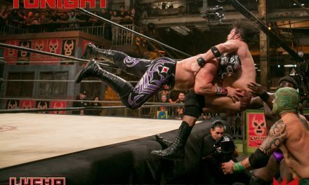 Lucha Underground (Dec. 7) Review: The Bulls of Boyle Heights