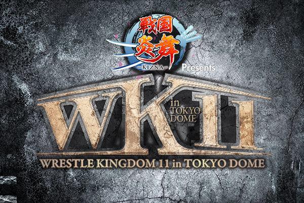 NJPW Wrestle Kingdom 11 Card & Reaction