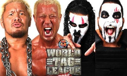 NJPW World Tag League 2016 Finals Preview
