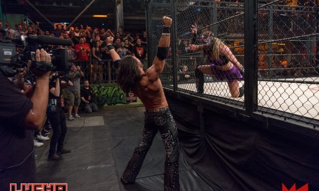 Lucha Underground (Dec 22) Review: The Battle of the Bulls
