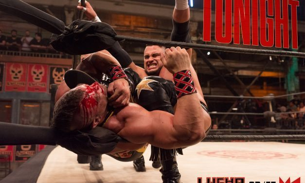 Lucha Underground (Dec 28) Review: The Gauntlet