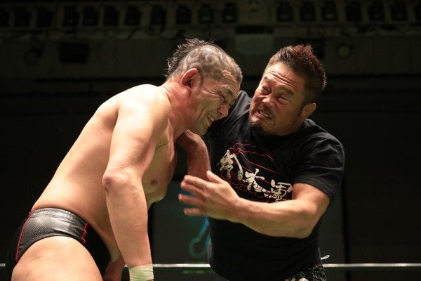 Pro Wrestling NOAH ONE NIGHT CRUISE 2016 – Live Reaction