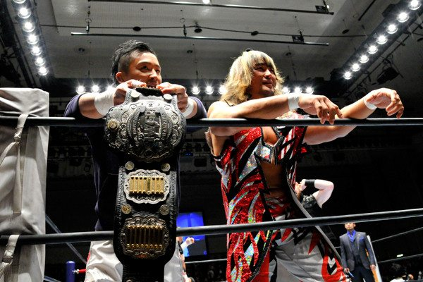 NJPW Road To Tokyo Dome (December 17) Results & Review – The Transition Is Complete
