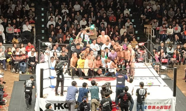 Dragon Gate Fantastic Gate (December 20) Review