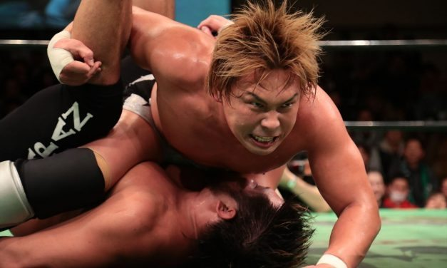 Pro Wrestling NOAH Winter Navigation (December 24) Results & Review