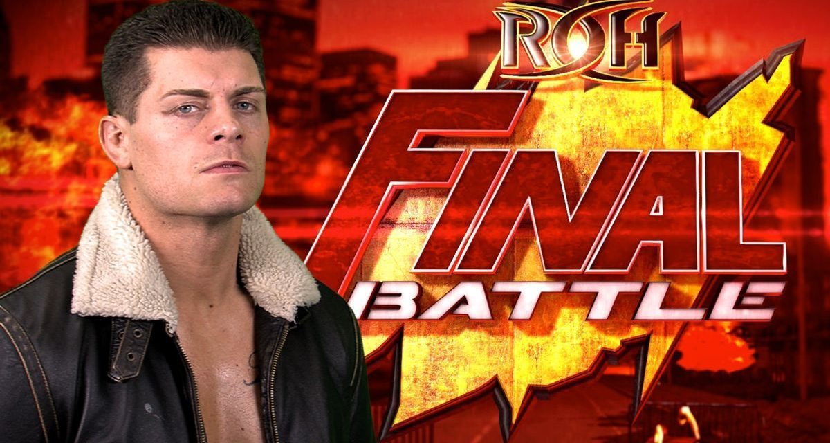 Ring of Honor Final Battle 2016 Preview & Predictions