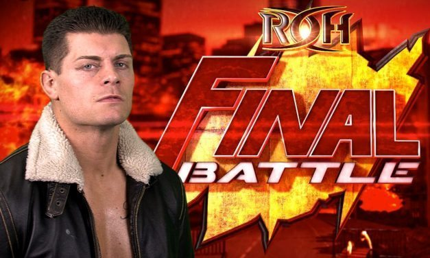ROH Final Battle 2016 Results & Review