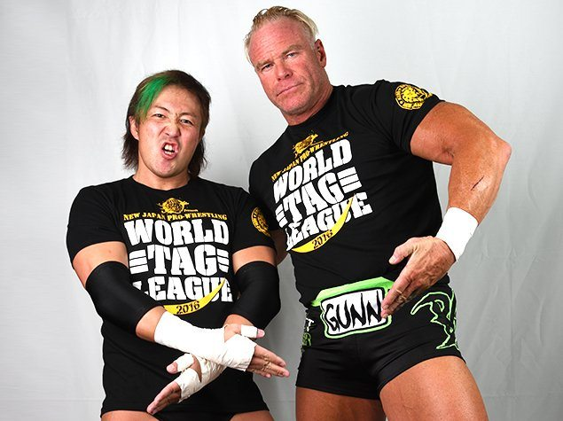 Post image of NJPW для «чайников»— 03