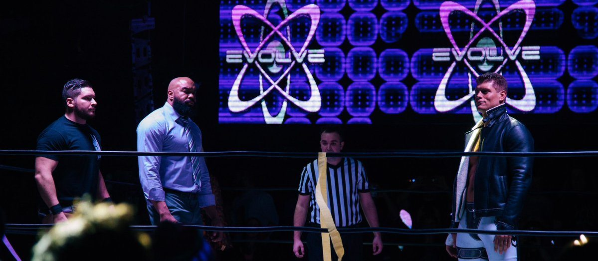 EVOLVE 74 Results & Review