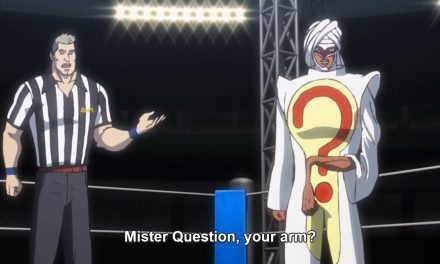 Tiger Mask W Episode 10 Review: Ryu Has a Bad Time