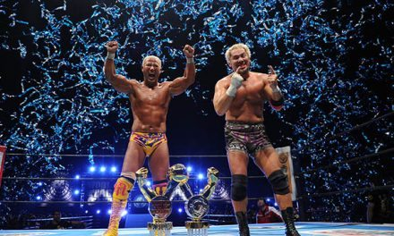 NJPW World Tag League 2016 Finals (December 10) Results & Review