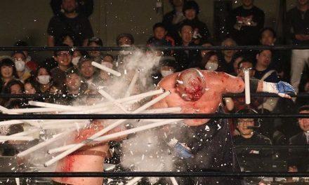 Burning Spirits #10: Big Japan Death Vegas Review