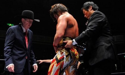 Burning Spirits #7: AJPW Ryogoku Kokugikan ~ New Explosion Review
