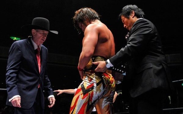 Burning Spirits #7: AJPW Ryogoku Kokugikan ~ New Explosion Review