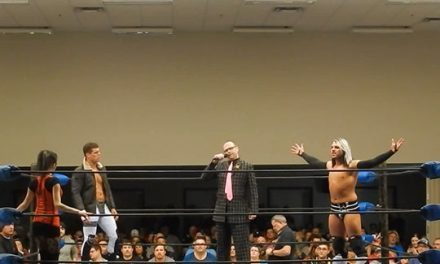 PWA Christmas Slam 2016 Results & Review: Thank You Cody Rhodes!