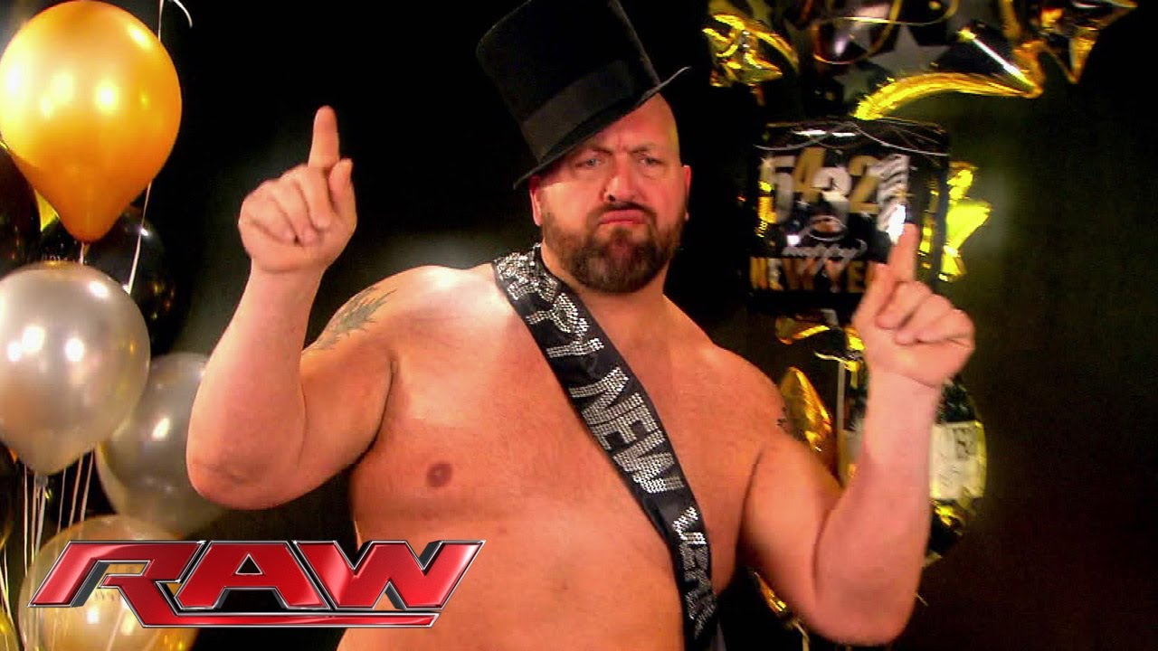 VoicesofWrestling.com - New Years Resolution Big Show
