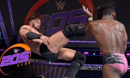 Neville Has Brought Life To 205 Live