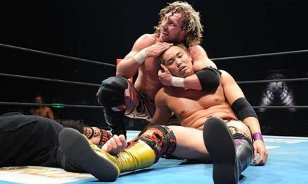 New Japan Purocast: 2016 End of Year Awards