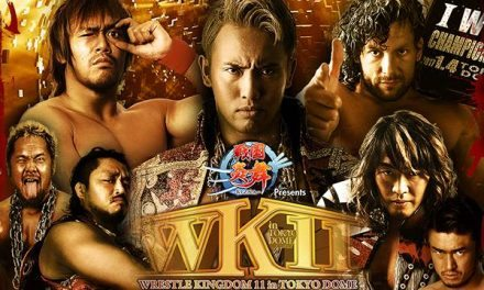 NJPW Wrestle Kingdom 11 Preview & Predictions
